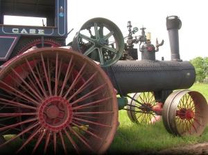 Pawnee, Oklahoma antique farm show 011