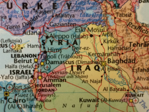 20141010 map of middle east