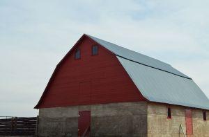 My barn ritual.